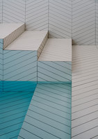 Parquet Patterned Pool and Spa | Open-air pools | Claesson Koivisto Rune