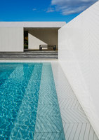 Parquet Patterned Pool and Spa | Freibäder | Claesson Koivisto Rune