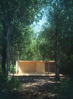 Sauna Boisbuchet | Therapy centres / spas | Claesson Koivisto Rune