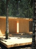 Sauna Boisbuchet | Kurhäuser / Thermen | Claesson Koivisto Rune