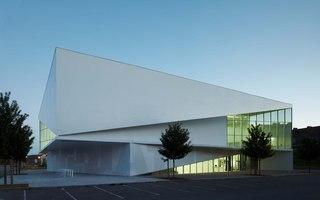 Médiathèque d'Anzin | Shops | Dominique Coulon & Associés