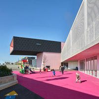 'André Malraux' Group of schools in Montpellier | Scuole | Dominique Coulon & Associés