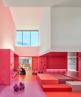 Multi-reception facility | Kindergartens / day nurseries | Dominique Coulon & Associés