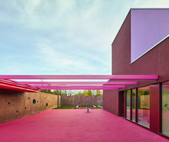Multi-reception facility | Guarderías/Jardín de Infancia | Dominique Coulon & Associés