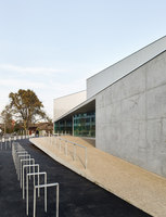 'Human Rights' sports centre in Strasbourg | Arene sportive | Dominique Coulon & Associés