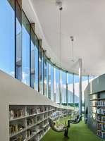 Media library [Third-Place] | Administration buildings | Dominique Coulon & Associés