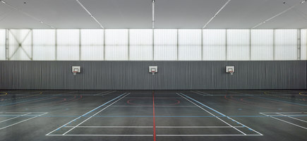 Sport Hall Clamart | Palestre | Dominique Coulon & Associés