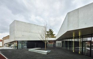 Sport Hall Clamart | Sporthallen | Dominique Coulon & Associés