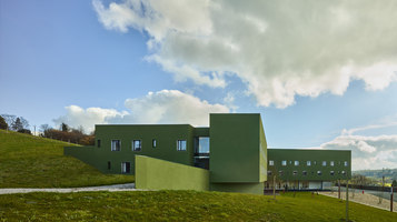 Home for dependent elderly people and nursing home | Church architecture / community centres | Dominique Coulon & Associés