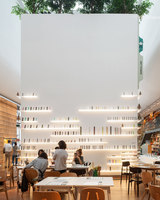 Open House | Restaurant interiors | Klein Dytham Architecture