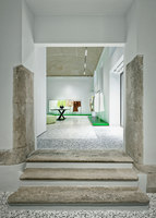 Issey Miyake | Intérieurs de magasin | Tokujin Yoshioka Design