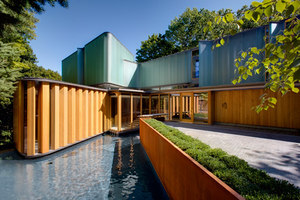 The Integral House | Detached houses | Shim-Sutcliffe Architects