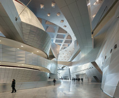 Dalian International Conference Center | Auditorium | Coop Himmelb(l)au