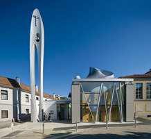 Martin Luther Church | Church architecture / community centres | Coop Himmelb(l)au