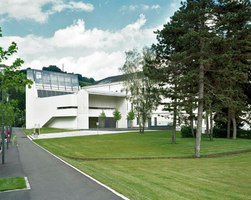 Lecture Hall - Institute of Science and Technology - IST Austria | Universities | Atelier Heinz Tesar