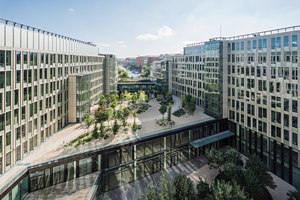 Headquarters Veolia | Office buildings | Dietmar Feichtinger Architectes