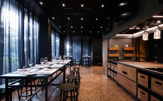 ResoLution Signature Restaurant | Restaurant interiors | 3LHD