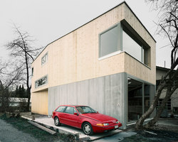 House Müller Gritsch | Detached houses | Andreas Fuhrimann  Gabrielle Hächler Architekten