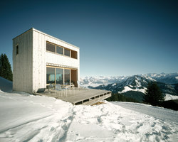 Holiday house on the Rigi | Maisons particulières | Andreas Fuhrimann  Gabrielle Hächler Architekten