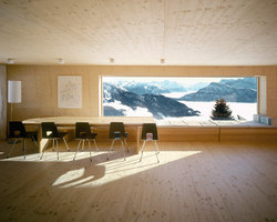Holiday house on the Rigi | Case unifamiliari | Andreas Fuhrimann  Gabrielle Hächler Architekten