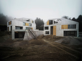 Villa Ensemble | Detached houses | Andreas Fuhrimann  Gabrielle Hächler Architekten