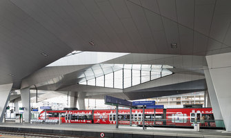 Vienna Central Station | Bahnhöfe | Theo Hotz Partner