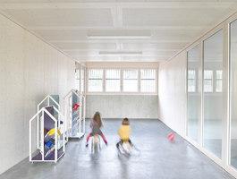 Kinder- und Familienzentrum Poppenweiler - Ludwigsburg | Kindergärten/Krippen | VON M