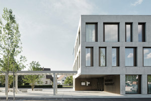 Community Centre | Church architecture / community centres | phalt Architekten