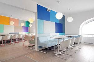 Sandys Café | Café interiors | Philip Edis