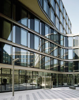 LTD_1 | Office Building | Edifici per uffici | Pysall Architekten