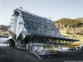 Galzigbahn cable car station | Infrastructure buildings | driendl*architects