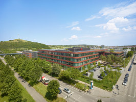 Vector IT Campus | Office buildings | Schmelzle+Partner MBB Architekten BDA
