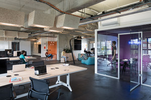 SoundCloud | Office facilities | KINZO Design Studio