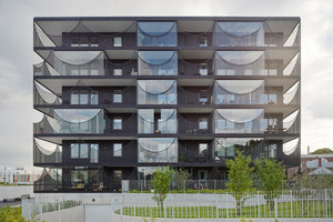 Västra Kajen Housing | Apartment blocks | Tham & Videgård Arkitekter