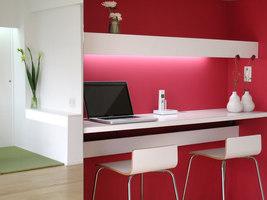 M Mansion   Living space   Bakoko Design & Developement
