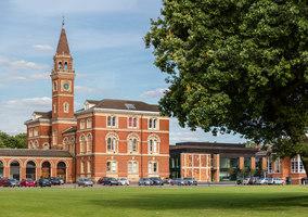 Dulwich College Laboratory | Universitäten | Nicholas Grimshaw