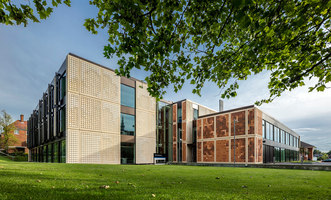 Dulwich College Laboratory | Universitäten | Grimshaw Architects