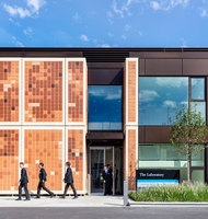 Dulwich College Laboratory | Universités | Grimshaw Architects