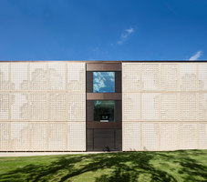 Dulwich College Laboratory | Università | Grimshaw Architects