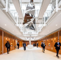 Dulwich College Laboratory | Universities | Nicholas Grimshaw