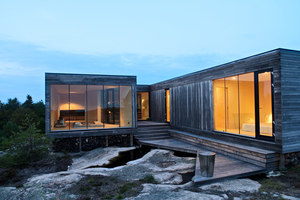 Summerhouse Inside Out Hvaler | Detached houses | Reiulf Ramstad Arkitekter