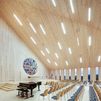 Community Church Knarvik | Church architecture / community centres | Reiulf Ramstad Arkitekter