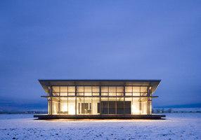 Glass Farmhouse      Olson Kundig