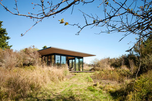 False Bay Writer's Cabin | Detached houses | Olson Kundig