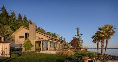 Fox Island Residence | Detached houses | Olson Kundig Architects