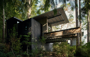 Olson Cabin | Case unifamiliari | Olson Kundig Architects