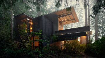 Olson Cabin | Detached houses | Olson Kundig Architects