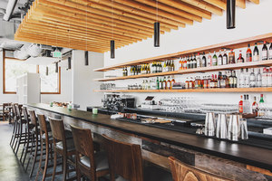 Copine | Restaurant interiors | Olson Kundig Architects