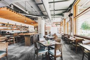 Copine   Restaurant interiors   Olson Kundig