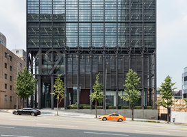 Shinsegae International   Office buildings   Olson Kundig